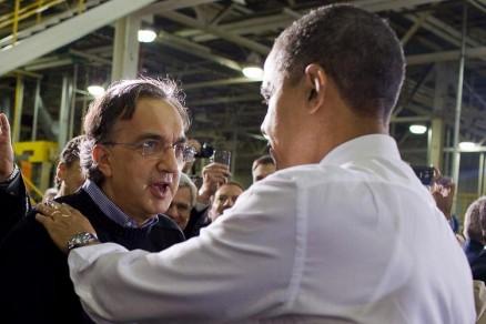 9bfa75db50 È nato il doppiopesismo industriale. Va bene, non bisogna essere  provinciali. D'accordo, ormai lui è l'unto di Obama. Ma quando Sergio  Marchionne dice: ...