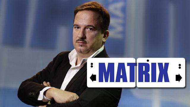 MATRIX TORNA IN SECONDA SERATA SU CANALE5 <br> TERZA EDIZIONE PER LUCA TELESE <br> ANTICIPAZIONI E OSPITI DELLA SERATA